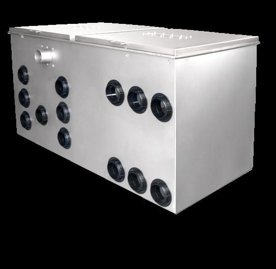 Trommelfilter ITF-160 Biokompakt MK VI