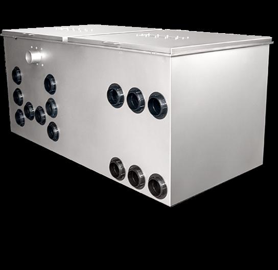 Trommelfilter ITF-240 Biokompakt MK VI