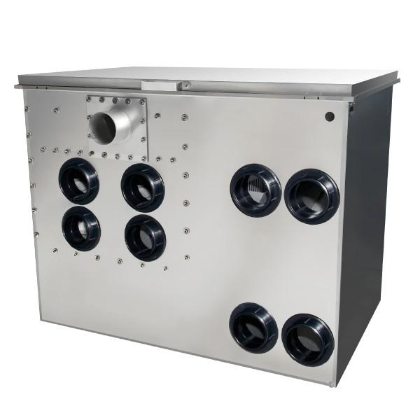 Trommelfilter ITF-80 Biokompakt MK VI