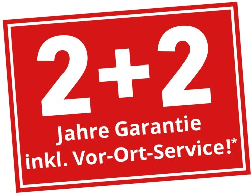 Garantieverlängerung Trommelfilter 30 /30B /50 Serie septem
